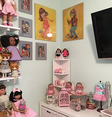 Corner's Of My Sewing Room...