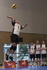 2017-08-09_Keith_Levit-Male_Volleyball_Indoor009 (Keith Levit) Tags: 2017 canadasummergames keithlevitphotography male sportsforlifecentre teamalberta teamnewbrunswick winnipeg indoorvolleyball volleyball manitoba canada ca