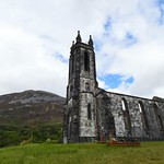 Old church at Dunlewey. thumbnail
