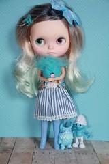 My blue Sprinkles.....