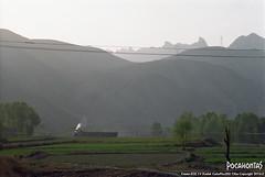 2014/5/2 SY1097 Liancheng (Pocahontas®) Tags: sy1097 steam engine locomotive railway railroad rail train film 135film kodak colorplus200 yaojie liancheng