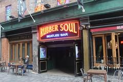 Rubber Soul Beatles Bar (Davydutchy) Tags: liverpool england uk mathew street mathewst cavern quarter beatles rubbersoul bar pub café kroeg august 2017