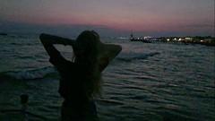 #sea #sunset #deep #house #girlfriend #chill #sun #shadow (alisaidbakgore) Tags: sea sunset deep house girlfriend chill sun shadow