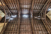 Trinity AME Zion - Church Ceiling (AP Imagery) Tags: wood historic abaondoned ceiling zion roof ky trinity henderson kentucky church ame beams