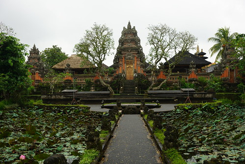 The Ubud Water Palace