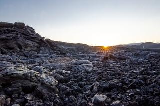 lava cascades