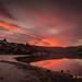 Sunset- Taieri Mouth, South Otago