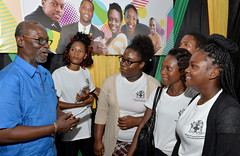 PM LAUNCHES YOUTH SUMMER EMPLOYMENT PROGRAMME (JIS)