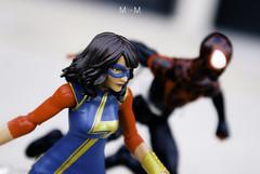 MSMv-22 (FaCharius) Tags: makeatripwithamod mtwm marvel legend universe 6inch avengers msmarvel kamalakhan