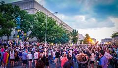 2017.08.13 Charlottesville Candlelight Vigil, Washington, DC USA 8130