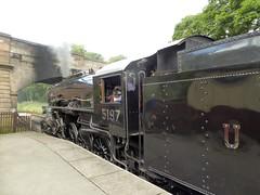 5197 - ready to leave (JuliaC2006) Tags: churnetvalleyrailway steam engine train locomotive 5197 s160 staffordshire