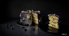 """cake """"Deep Space"""" (Olga K.131313) Tags: cake deep space spring sweet eat meal dark colored delicious food photo sugar flour blue black торт кекс пирожки тирамису лимонныйпирог сливы пицца пряникиимбирные печенье конфетымятные черешня черника мак бискотти пончики тортглубокийкосмос шоколад блины яблоки пирог фрукты тыква орехи булка наполеон лаванда абрикосы базилик банан крем зефир коржи кабачок ананас курд курица картофельныйкекс маскарпоне савоярди домашняяеда хоммейд biscuit salt olga k осенний шоколадный schwarzwälder kirschtorte forest"""