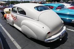 1948 Chevrolet (bballchico) Tags: 1948 chevrolet aerosedan billdougherty customcarrevival carshow