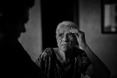 Grandson with Grandma (mehtasunil) Tags: grandma grandson family concern worried leicalens leicaimages leicasl leicacamera leicaforum leicaindia skancheli redmatrix