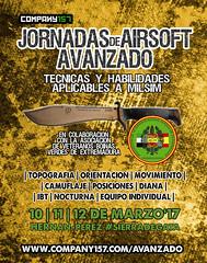 Jornadas de Airsoft Avanzado y Curso de Supervivencia