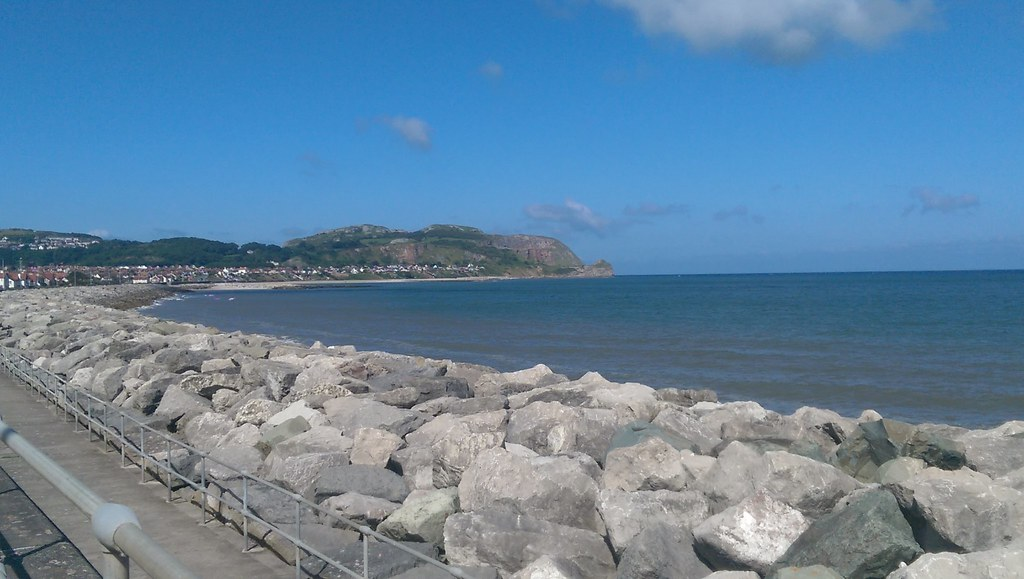 Penrhyn Bay and the Little Orme