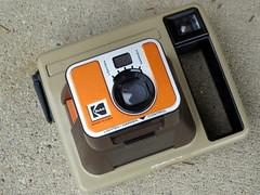Vintage Kodak Pleaser Camera.