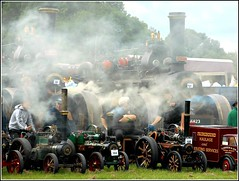 A Collection of Steam ... (** Janets Photos **) Tags: uk driffield eastyorkshire steamrallies steamengines steam