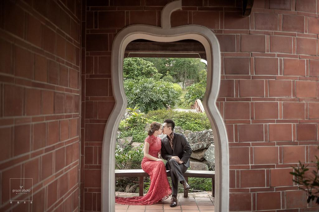 [小蜜月婚紗] 邊拍邊玩 婚紗照@八德落羽松