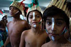 Culminância do dia do Índio