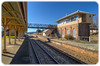 Wallerawang Railway Station Platform (Craig Jewell Photography) Tags: 2017 abandoned clear coffeeshop day newsouthwales nsw railway station sunny wallerawang f56 ef1635mmf28liiusm ¹⁄₃₂₀sec canoneos1dmarkiv iso400 16 20170630130644x0k0722and6moretif unknownflash