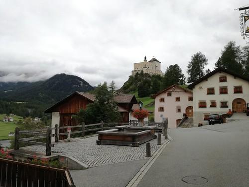 Tarasp - Engadina