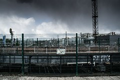 Paris, petite ceinture, 25 (Patrick.Raymond (5M views)) Tags: paris 75 rail ratp sncf porte de charenton urbex hdr nikon beautifulphoto