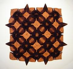 Lotus Tessellation (backlighted) - Meenakshi Mukerji (Rui.Roda) Tags: origami papiroflexia papierfalten lotus tessellation meenakshi mukerji