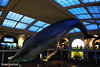 THE BLUE WHALE. THE AMERICAN MUSEUM OF NATURAL HISTORY. NEW YORK CITY. (ALBERTO CERVANTES PHOTOGRAPHY) Tags: animal thebluewhale ballenaazul whale blue ballena azul marine marina oceanlife ocean life vidaeneloceano oceano topazdenoise milstein atrium large largo huge newyork ciudad city usa nyc manhattan pais country photography theamericanmuseumofnaturalhistory american museum museo americano natural history historia retrato portrait color light luz nightscape photoborder brillo bright brightcolor colores colors indoor outdoor blur wildlife faunasilvestre