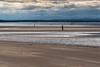 Peaceful seascape (EYeardley) Tags: seaside seascape ocean sea crosbybeach beach beautifulnature britishcoast coast landscape sky gloomysky cloudysky clouds nikon sigma antonygormley anotherplace liverpool heritage britain explore