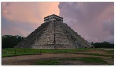 Chichén Itzá (jaroro70) Tags: mexico mejico chichen itza templo kukulcán yucatán tinum maya mayas tolteca mitologia quetzalcóatl patrimonio humanidad unesco 1988 siete maravillas mundo moderno caribe pirámide