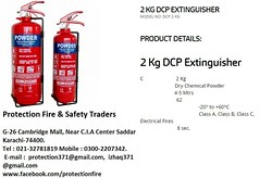 Fire Extinguisher 1 and 2 Kg DCP (Martin Pur) Tags: fireextinguisher fire extinguisher dcp 50 kg 1