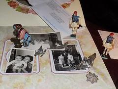 #Share Sharing Family History (marieschubert1) Tags: family history knowledge pride generation memobilia memories share flickrfriday