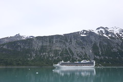 The Star Princess at Glacier Bay National Park (Symbiosis) Tags: starprincess glacierbaynationalpark princesscruiseline alaska alaskancruise summer glaciers canada cruise norwegiancruiseline portofseattle family crusingwithkids