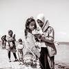 a day at the beach (Gerard Koopen) Tags: bali sanur bw blackandwhite blackandwhiteonly candid eyecontact beach street straatfotografie streetphotography people woman women girl fujifilm fuji x100t 2017 gerardkoopen