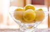 Lemons (Robert Borden) Tags: lemons bowl corningglass fruit stilllife goodlight santaclarita la losangeles socal california westcoast usa northamerica canon canonphotos canonrebel
