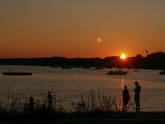 20170830-Sunset at Oyster Pond (ChathamGardens) Tags: sunset capecod oysterpond chathamma