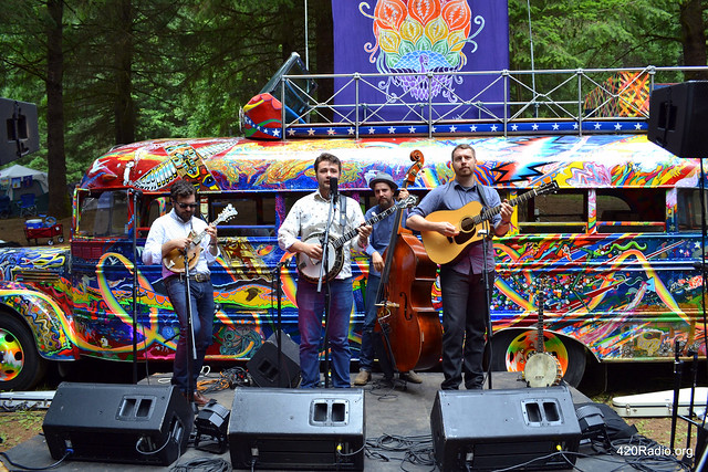 The Slocan Ramblers - Northwest String Summit, North Plains, OR - 07/13/17