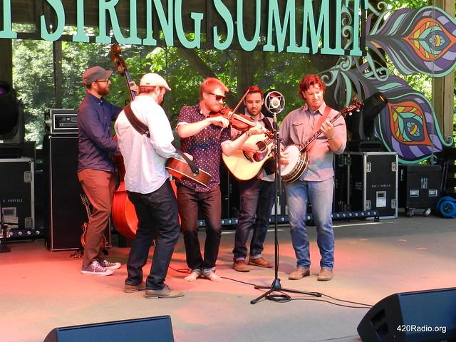 Hot October - Northwest String Summit, North Plains, OR - 07/14/17