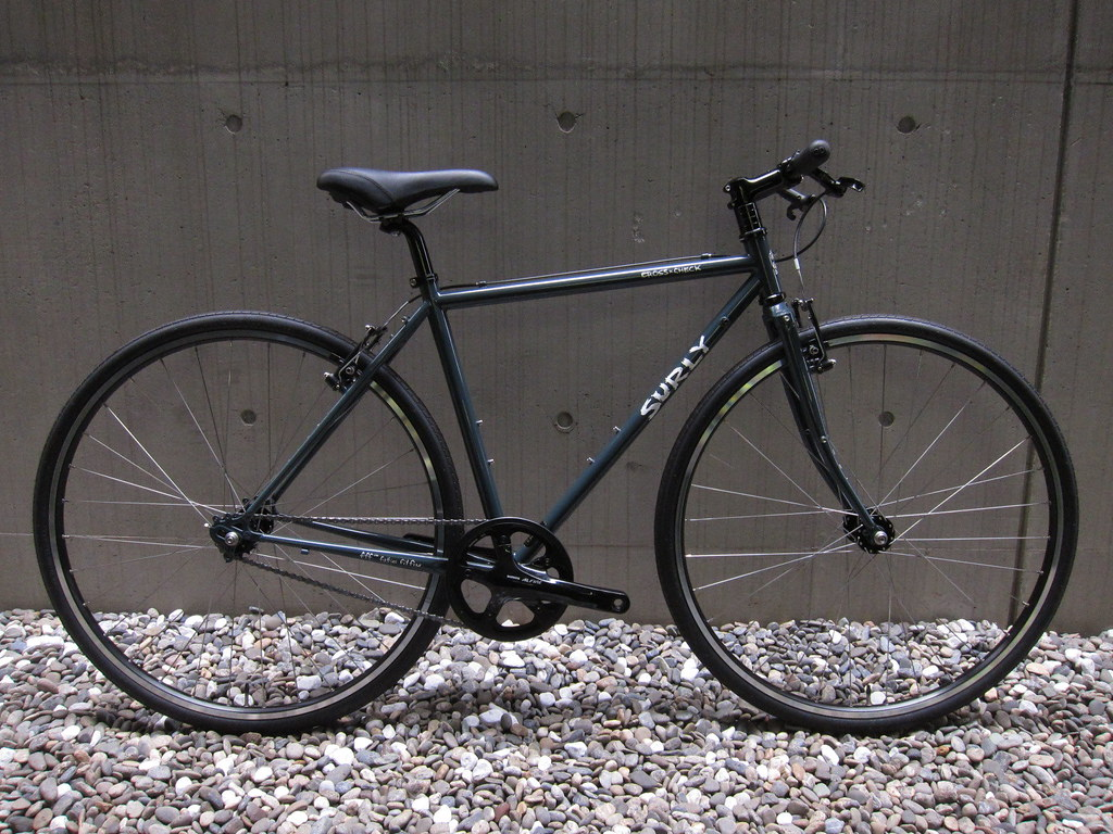SURLY Cross Check SS GRY