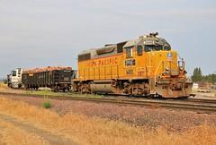 Pacific Union (BravoDelta1999) Tags: missionmountain mmt railroad greatnorthern gn railway columbiafalls montana emd gp392 wamx 3946 sw1200 1214