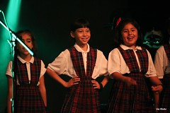 onstage with Brianna (hiphophooray) Tags: glee juniorglee dance