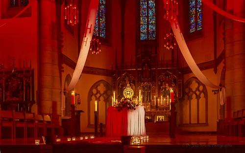 Nightfever Hausen Special Klosterkirche Hausen