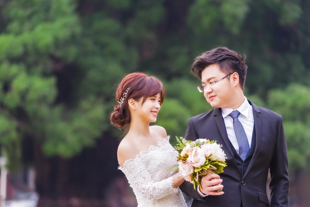 婚攝大嘴-台南成大司法博物館_嘉義蘭潭中正大學自助婚紗 (4)
