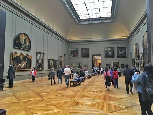 Paris  France ~ Louvre Museum ~ Historic Monument ~  Classical Gallery