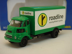 BASE TOYS LEYLAND FG NO5 TRUCK ROADLINE 1/76 (ambassador84 OVER 8 MILLION VIEWS. :-)) Tags: basetoys leylandfg bmc britishleyland diecast