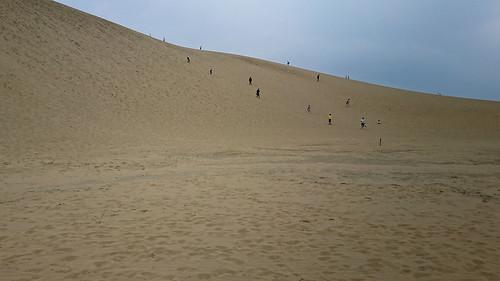 Tottori Sand Dunes 鳥取沙丘