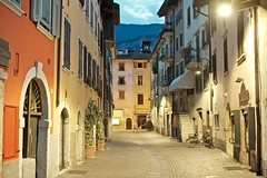 2017-07-09 at 21-37-37 (andreyshagin) Tags: trento italy architecture shagin andrey summer nikon daylight d750 trip travel town tradition low lowlight night