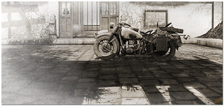 Historic Army Motocycle - BMW Style_2017-09-22_001
