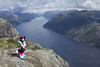 _MG_4605 (Kyoto Fox) Tags: flow prekestolen preikestolen stavanger rogaland forsand norway norge pulpit rock pulpitrock fursuit collie flowcollie svc sunny valley creations sunnyvalleycreations hike trip lysefjorden fjord